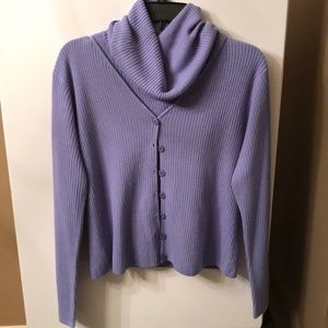 Fred and David 2-Piece Acrylic Knit Sweaters Small
